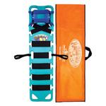Pedi-Air-Align Immobilization Board System, 48inch x 12inch x 1 3/4inch, Teal