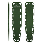 Ultra-Vue 16 Backboard, 72inch x 16inch x 1 3/4inch, Without Pins, Olive Drab