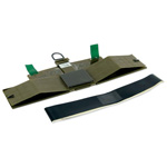Head Wedge Head Immobilizer, Military Version, Olive Drab