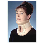 Philadelphia Tracheotomy Collar, Disposable, 3 1/4inch Height, 13inch to 16inch, MED