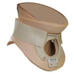 Philadelphia Tracheotomy Collar, Disposable, 5 1/4inch Height, 16inch to 19inch, LG