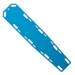 LSP HDx Backboard, w/10 Pins, 72inch x 16inch x 1 1/2inch, Blue
