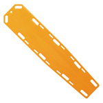 *Discontinued* LSP HDx Backboard, w/o Pins, 72inch x 16inch x 1 1/2inch, Orange
