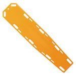 LSP HDx Backboard, w/10 Pins, 72inch x 16inch x 1 1/2inch, Orange *Discontinued*