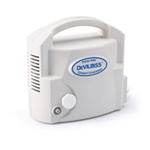 Pulmo-Aide, Compact Compressor / Nebulizer,115 Vac / 60 Hz, 2 Prong Polarize, w/ Carrying Handle
