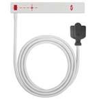 SpO2 Adhesive Sensor, M-LNCS, Neonatal (Less than 1kg), 3ft Cable, Disposable