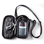 PalmSAT 2500 Carry Case, Soft, Black