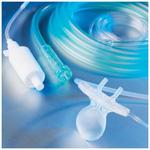 Smart SureLine Plus CO2 Sampling Line w/O2 Tubing, Disp, Adult/Intermediate