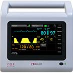 ZOE 740 SELECT w/MaxNIBP, Masimo SpO2, ISA or IRMA etCO2
