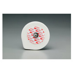Red Dot Foam Monitoring Electrode, 1.75inch Diameter, 50/bg