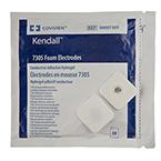 BIOTAC 7305 Electrodes, Foam, 1 3/4inch x 1 7/8inch