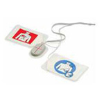 Zoll CPR Stat-padz, HVP Multi-Function CPR Electrodes, Adult, for Zoll M, E, X and R Series, AED Plus, AED Pro