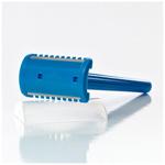 Shave Prep Razor, Dual Side, Blue
