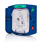 OnSite OTC AED, 1 Pad Cartridge, 1 Battery w/Slim Carry Case