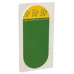 Q-CPR Compression Sensor Adhesive Pads, Green, Disposable