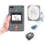 HeartStart FR3 ECG Defibrillator Basic Bundle 2746-38986