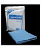 Burn Sheet, Sterile, SMS Blue, 60inch x 90inch