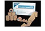 Cohesive Bandage, Non-Sterile, Self Adhesive Wrap, Tan, 1inch