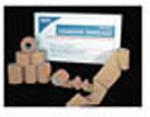 Cohesive Bandage, Non-Sterile, Self Adhesive Wrap, Tan, 3inch