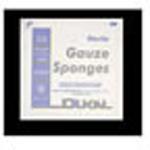 Gauze Sponge, Sterile, 8 Ply, 4inch x 4inch