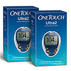 OneTouch Ultra 2 Blood Glucose Monitoring System