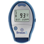 BREEZE 2 Blood Glucose Monitoring System *Discontinued*