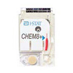 i-STAT CHEM 8+ Cartridge *Discontinued*