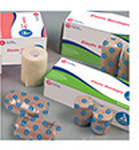 Ace Bandage, Rubber Elastic, Poly Wrapped with 2 Metal Clips, 2inch