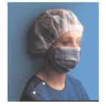 Mask , Fluid Resistant with Wrap around Visor