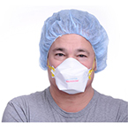 N95 Particulate Respirator, Face Mask, White, *Limited QTY*