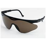 Skyper X2 Safety Glasses, Uvextreme Anti-Fog coating, Black Frame, SCT-Gray Lens *Discontinued*