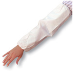 Sleeve Gauntlet, 18inch, White