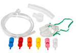Curaplex Venturi Mask, Disposable, Pediatric