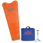 Fasplint FullBody Vacuum Splint, Semi-Disposable, with Carry Case