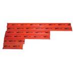 Splint Kit, Padded Wood Board, 2 each of 15 in, 36 in and 54 in