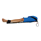 Slishman Traction Splint, w/Telescoping Aluminum Poles, 21oz