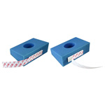Pedi-Air-Align Replacement Head Blocks, Set of 2 Blocks / 2 Straps
