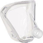 BiTrac MaxShield ED Mask and Head Strap, Adult