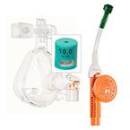 O2-MAX 10cm CPAP, Bitrac ED Mask, Adult MED