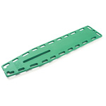 Ferno Najo Lite Backboard, Without Pins, Green