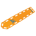 PRO-LITE XT Backboard, 72inch x 18inch x 2 1/4inch, Orange