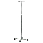 IV Rolling Pole Stand