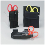 Instrument Pouch, Belt Clip, Black