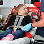 Pedi-Mate Plus Child Transport, Designed for Children 4.5-43.5 kg