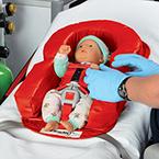 Neo-Mate Child Transport, Designed for Infants 3 to 6 kg