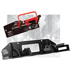 Secure Lock Plus Stair Chair Storage Brackets