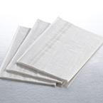 Towel, 3 ply Tissue, Edge Embossed, White, 13.5 in x 18 in 500/cs