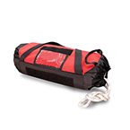 Techsar Rigging Pack Rope Bag Module, Red
