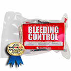 Intermediate Individual Bleeding Control Kit, Vacuum Sealed, incl Tourniquet, HyFin, Dressing/Gauze