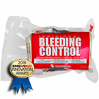 Advanced Individual Bleeding Control Kit, Vacuum Sealed, incl CAT, ETD, HyFin, Combat Gauze LE